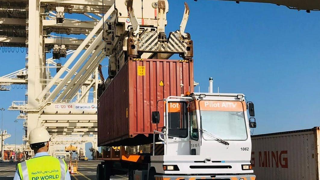 New Autonomous Trucks To Boost Efficiency at Jebel Ali Port