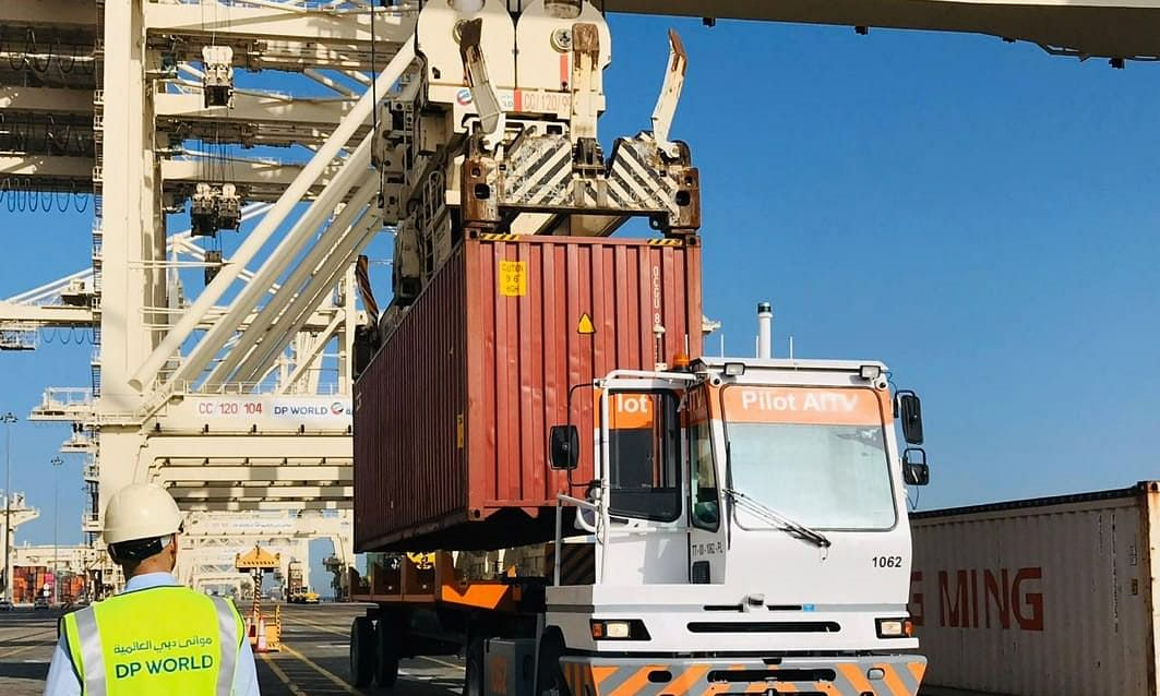 New Autonomous Trucks To Boost Efficiency at Jebel Ali Port