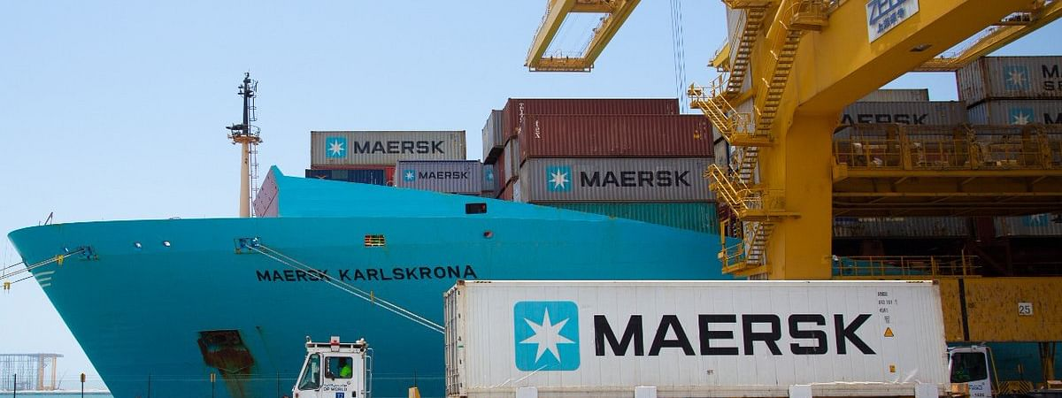 Watch: How Maersk Keeps Cargo Moving at DP World's Jebel Ali Port
