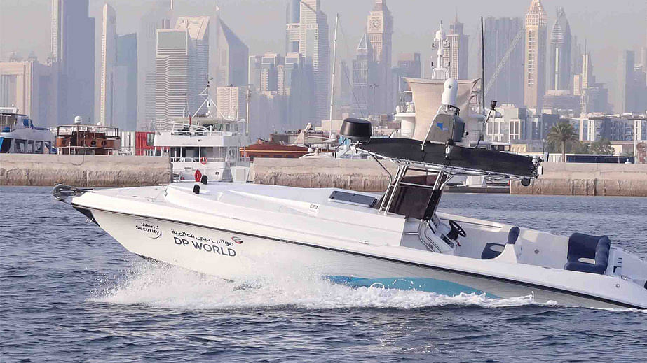 World Security Launches Fully Autonomous Security Surveillance Boat