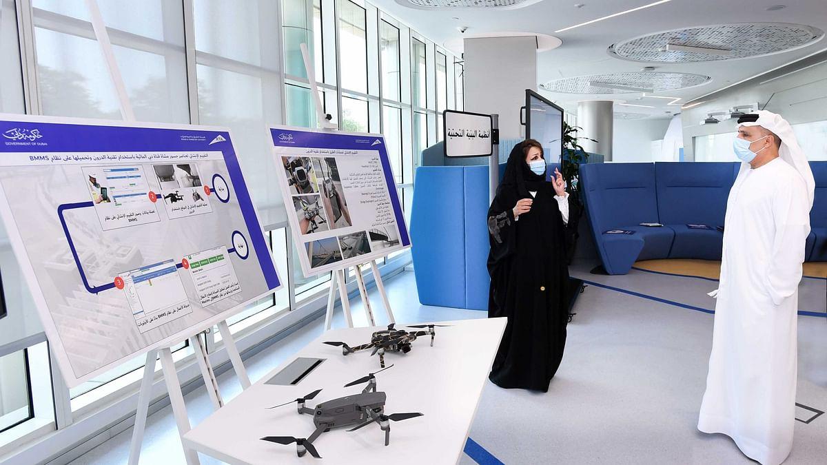 Al Tayer Unveils Smart Initiatives for Dubai Roads and Driver Licenses