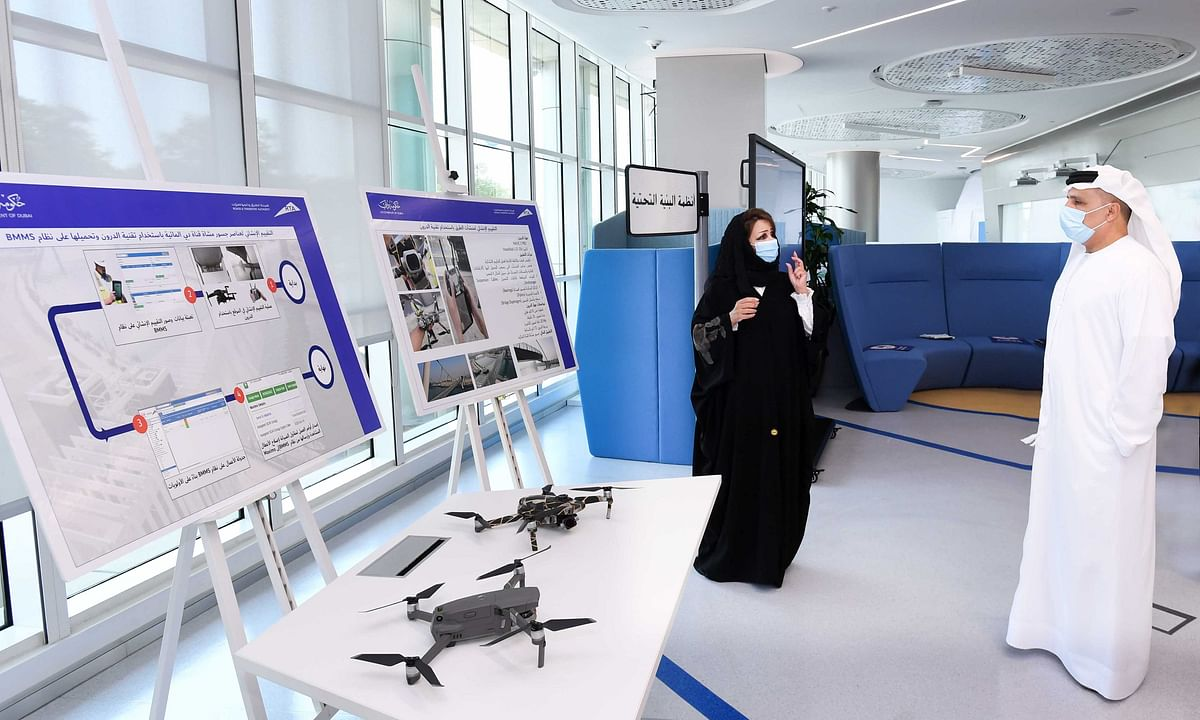 Al Tayer Unveils Smart Initiatives for Dubai Roads and Driver Licenses