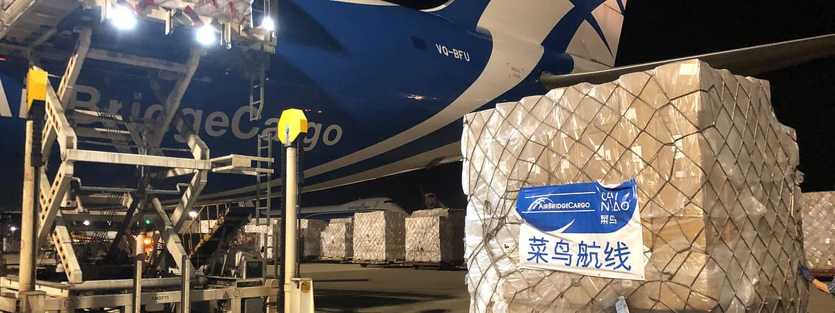 Volga-Dnepr Starts Direct Cargo Service from China to Europe