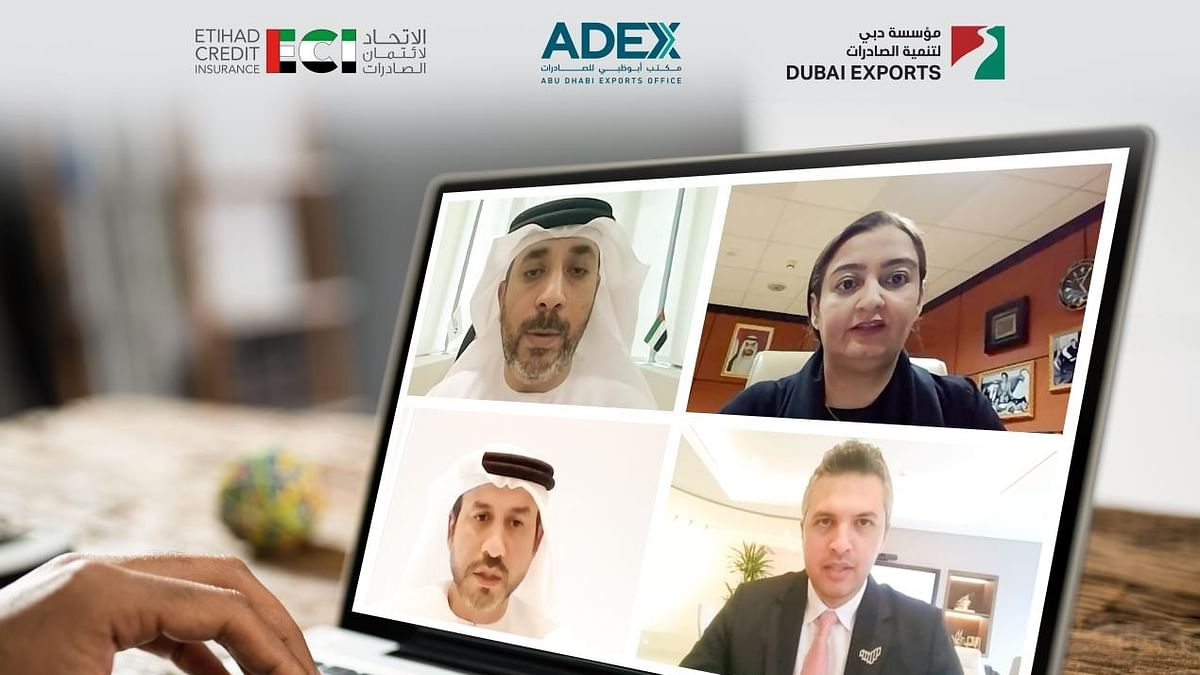 Digital Trade Forum Connects UAE Exporters with Global Buyers