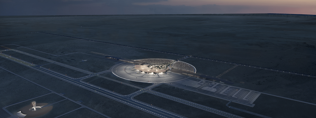 The Red Sea Int'l Airport Takes Off as  Construction Contracts Awarded