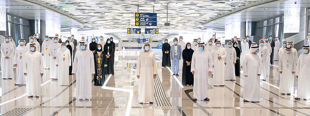 HH Mohammed bin Rashid Launches Operations of Route 2020 Project