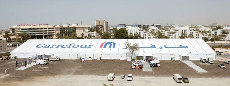 Majid Al Futtaim Carrefour Opens Mega Fulfillment Centre in Dubai