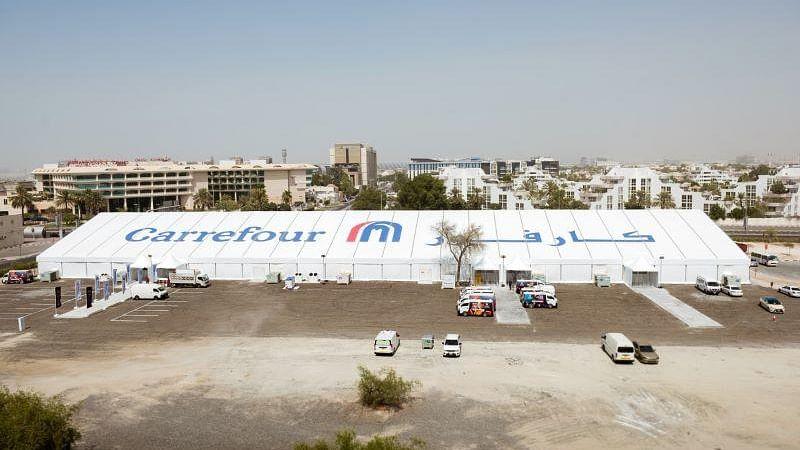 Majid Al Futtaim Carrefour Opens Mega Fulfillment Centre in Dubai