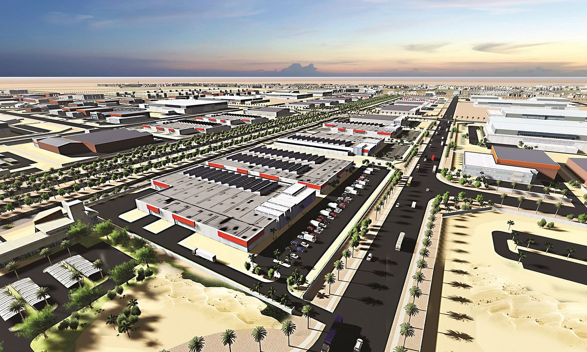 King Salman Energy Park Phase One 60% Complete
