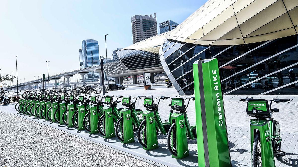 Careem Bike Relaunched Across Dubai