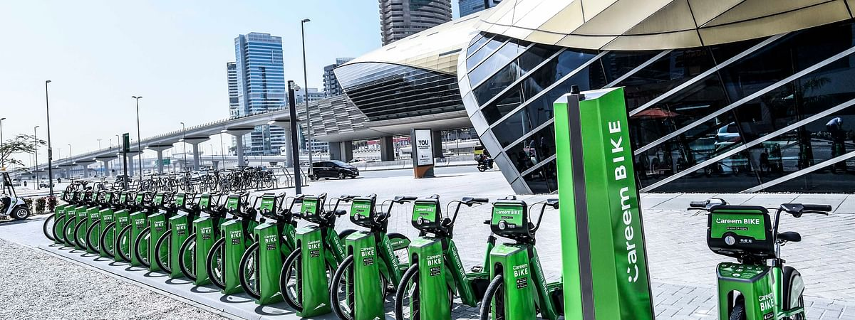 Careem Bike Relaunched Across Dubai