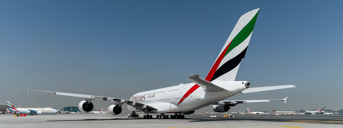 Emirates' A380s Return to the Skies