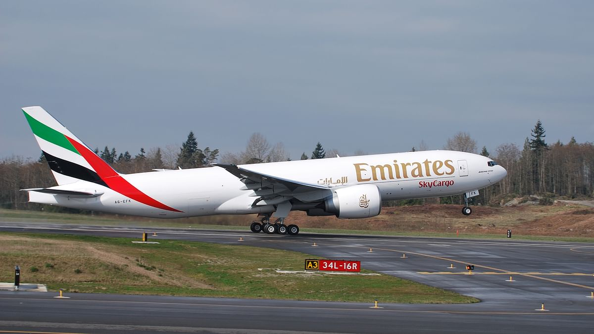 Emirates SkyCargo Connects the World  with 10,000+ Flights in 3 Months