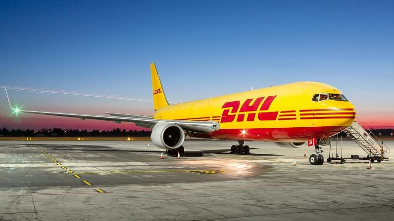 DHL Adds Four 767-300 Boeing Converted Freighters to Fleet