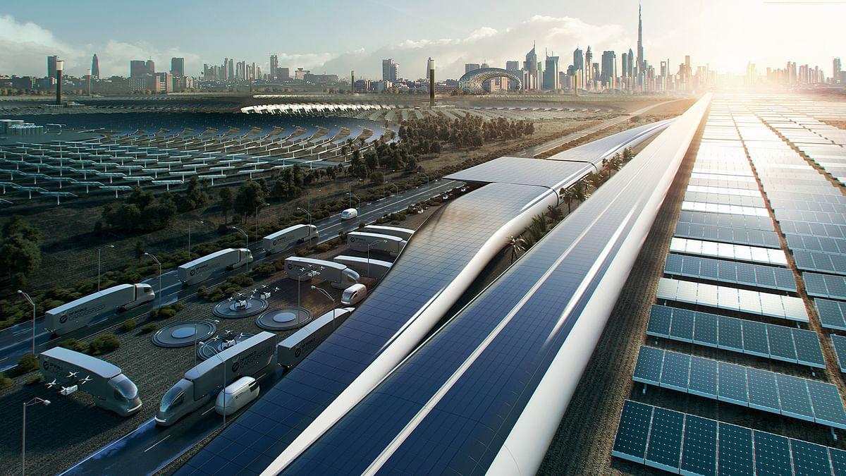 DP World and Virgin Hyperloop Hail US Transport Legislation