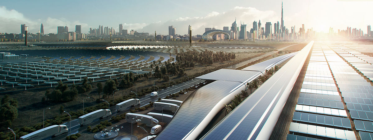 DP World and Virgin Hyperloop Hail US Transport Legislation