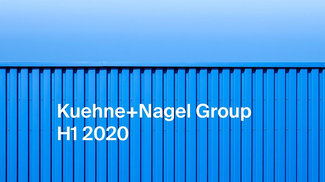 Kuehne+Nagel 'Successfully Manages' Crisis in First Half of 2020