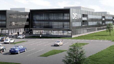 DSV Plans to Build Europe's Largest Logistics Centre in Denmark