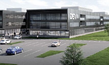 DSV Plans to Build Europe's Largest Logistics Centre in Denmark