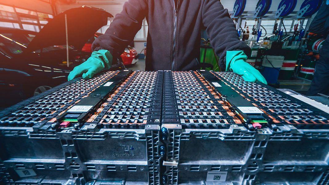 DB Schenker Launches New 'Battery Logistics' Service