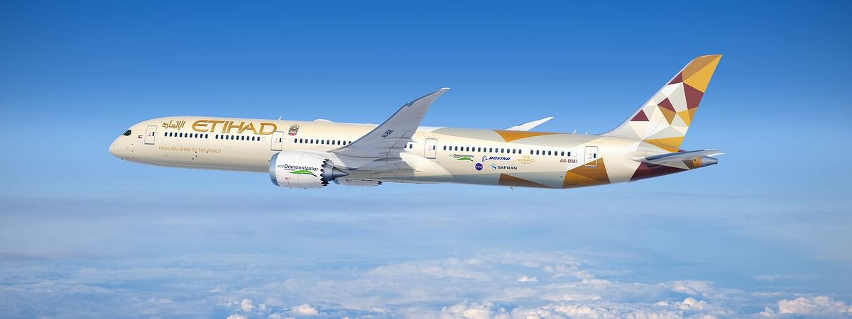 Etihad Airways, Boeing Partner to Develop Technologies for Safer Skies