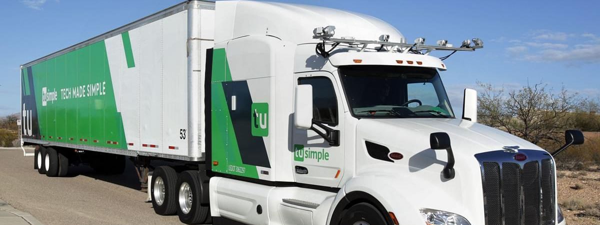 Watch: World's First Autonomous Road Freight Network Launched