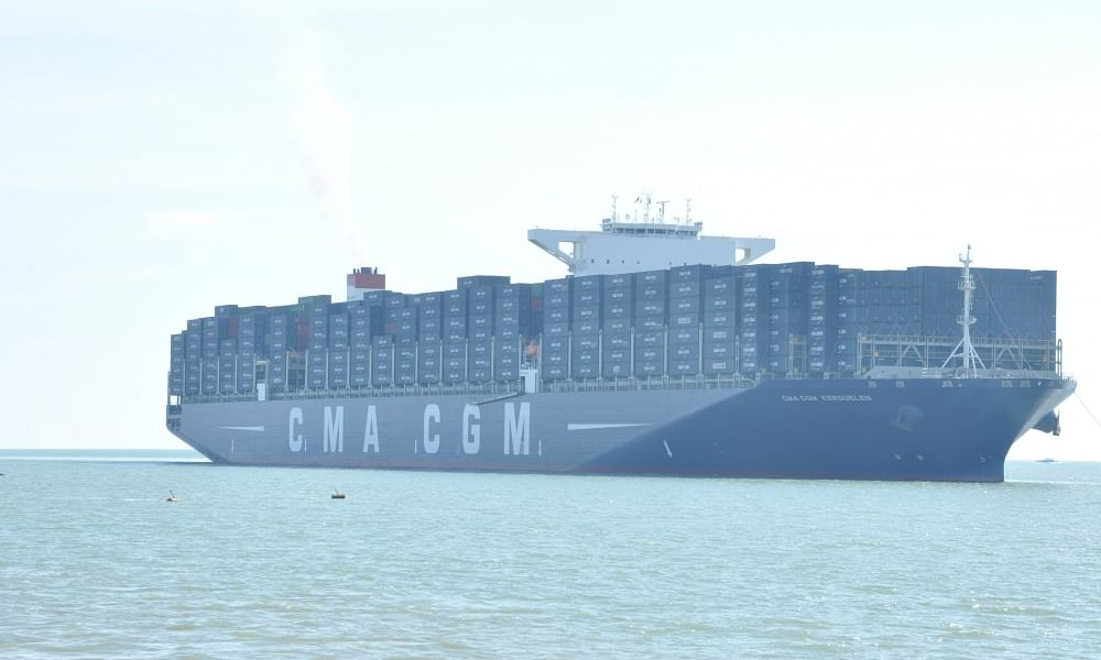 CMA CGM to Launch Round The Africa Service 'RTA' from July 25
