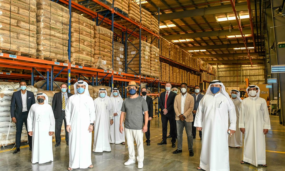 DMCC to expand Coffee and Tea Centres to Boost Dubai Trade