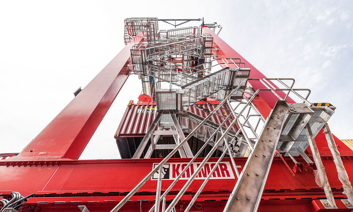 Turkey's Safi Derince Port Orders Two Kalmar Zero Emission RTGs
