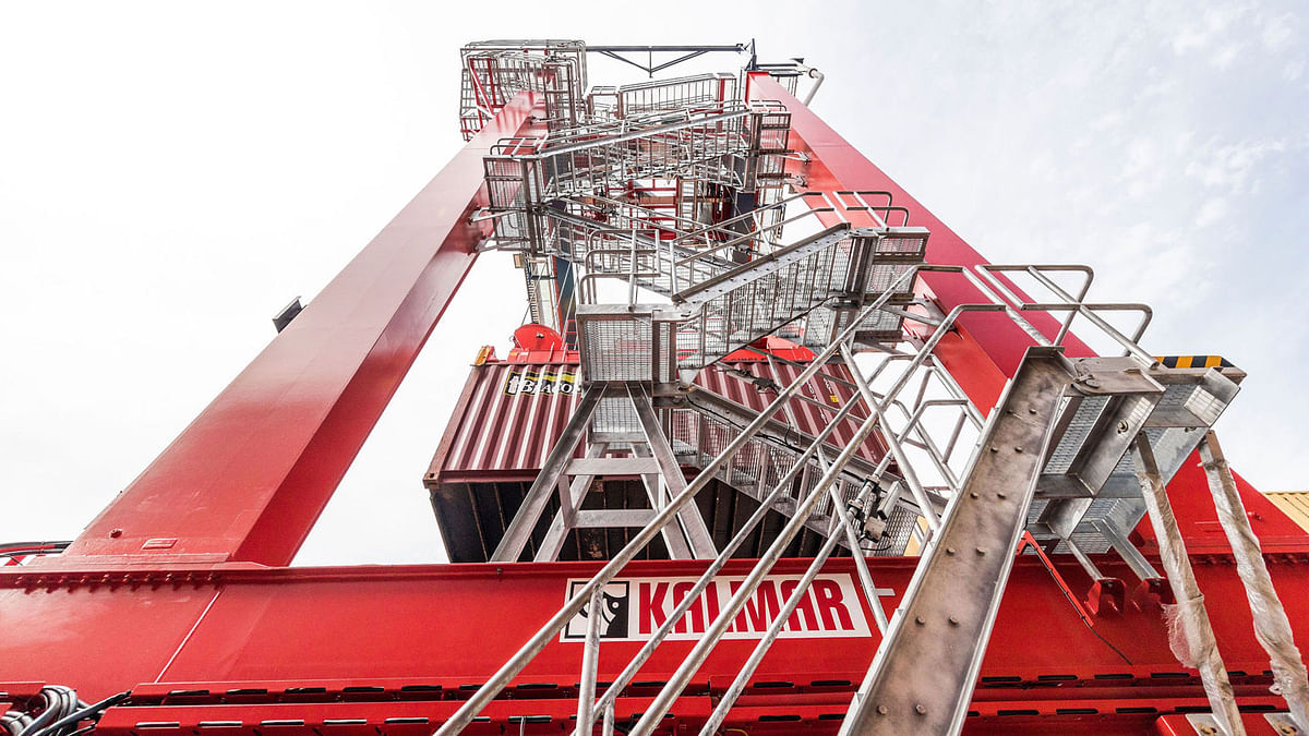 Turkey's Safi Derince Port Orders Two Kalmar Zero Emission RTGs