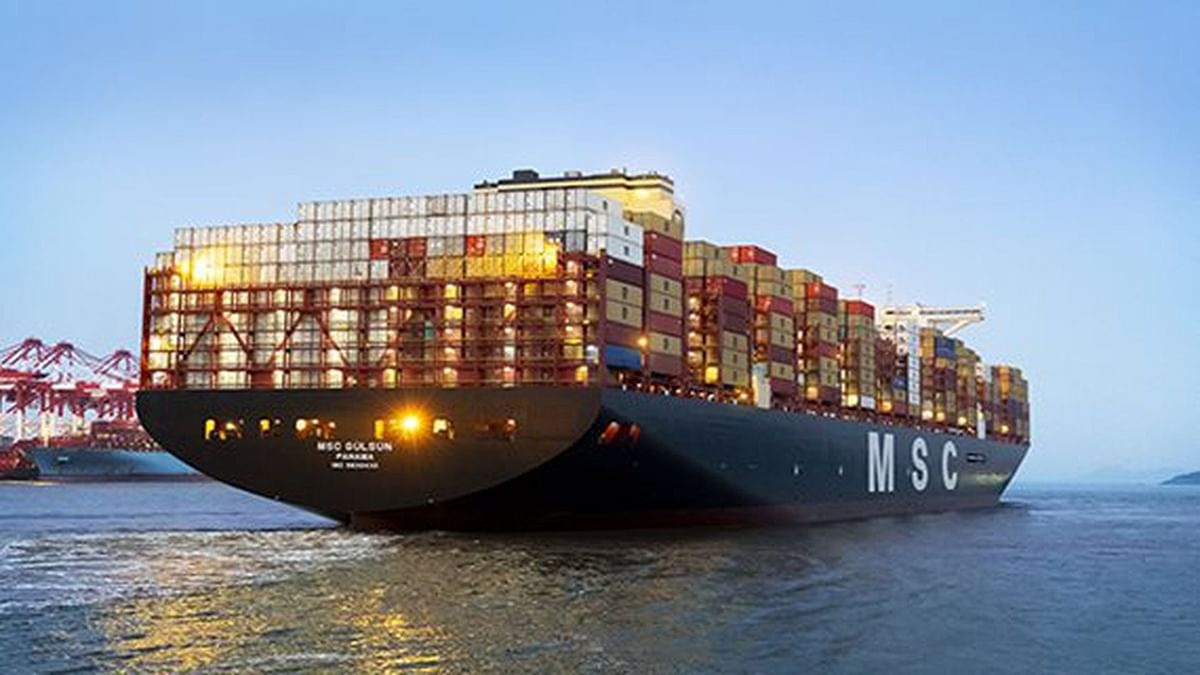 MSC Joins the Smart Maritime Network
