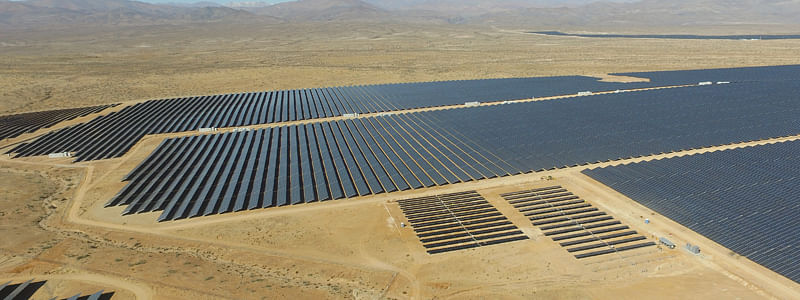 World's Biggest Solar Power Plant to be Built in Abu Dhabi