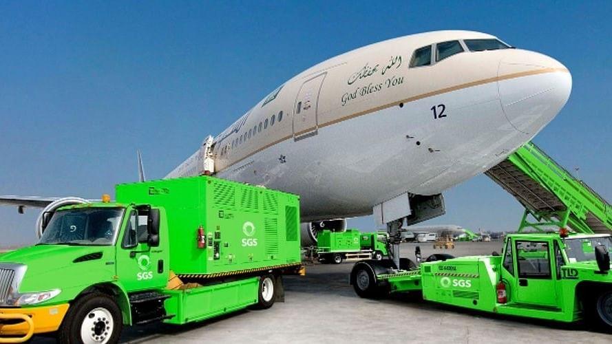 Saudi Ground Services Boost Aviation's $37 Billion Contribution to GDP