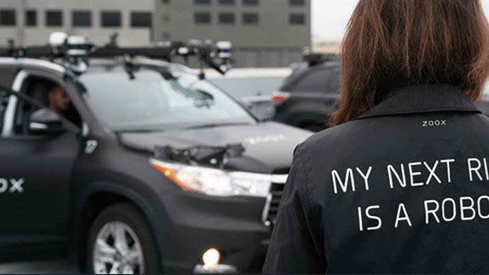 Amazon Acquires Autonomous Ride-Hailing Business Zoox