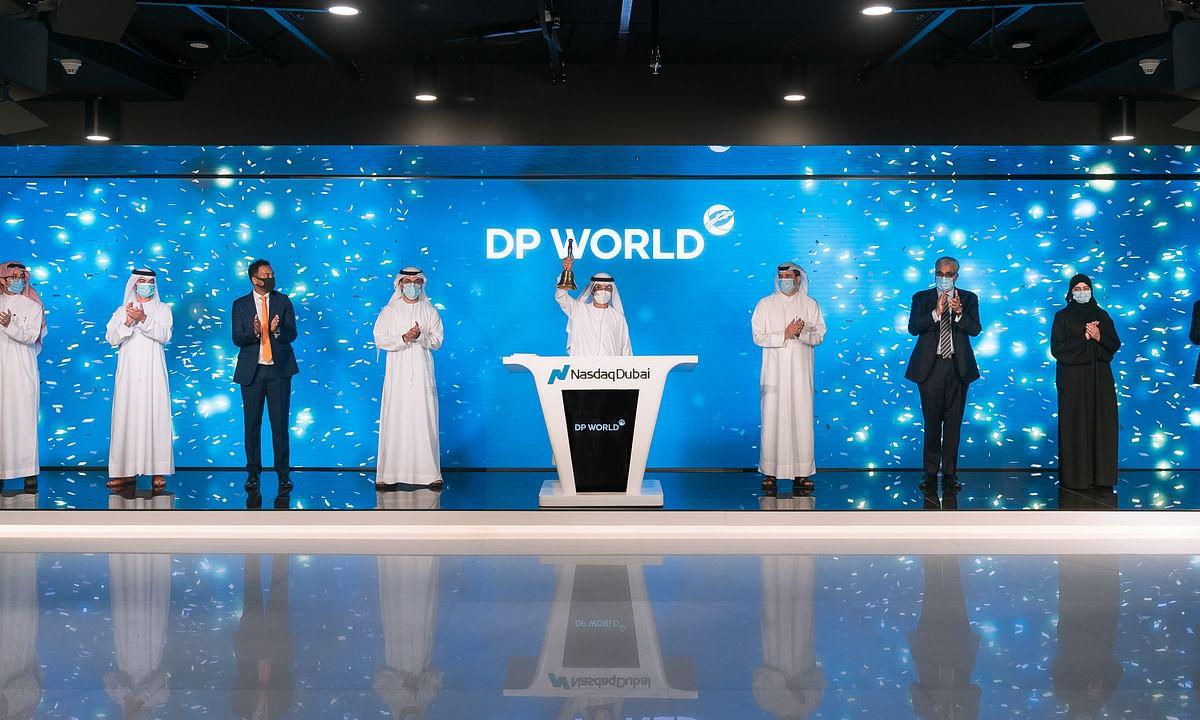 DP World Group Chairman and CEO Launches New Sukuk on Nasdaq Dubai
