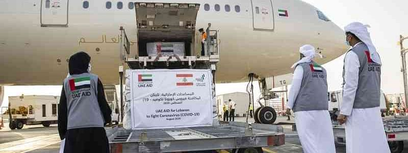 Etihad Airways Supports UAE's Aid Mission to Beirut