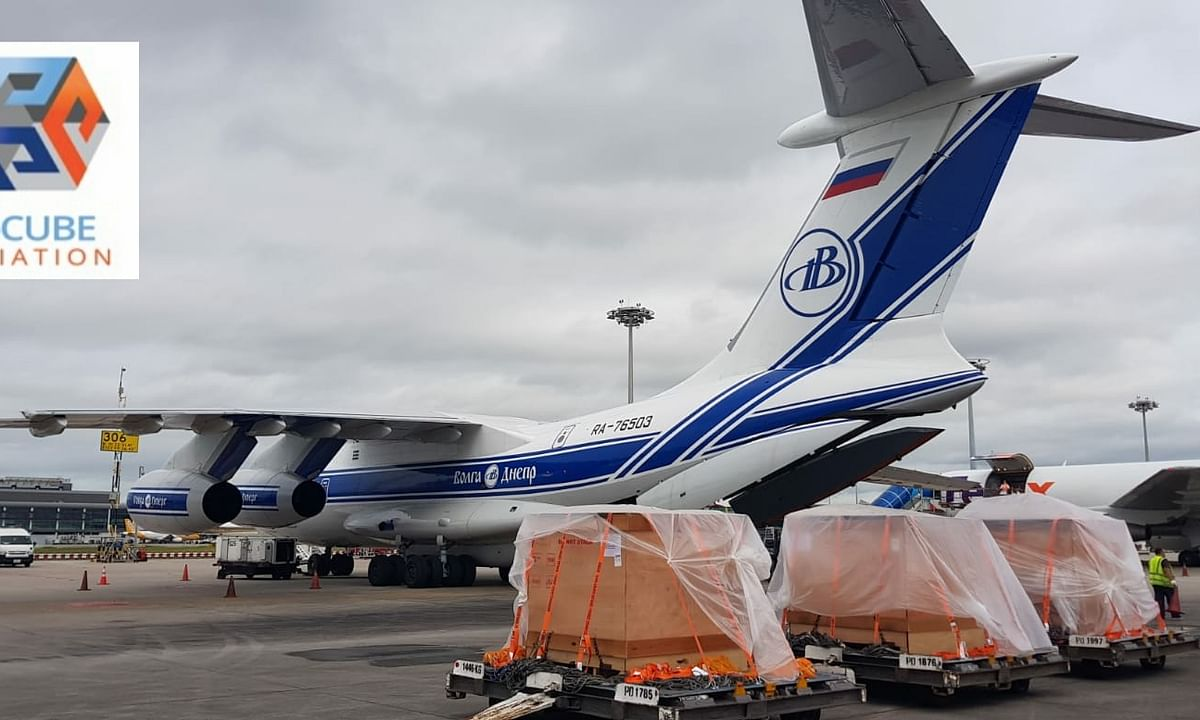 Volga-Dnepr Completes Another Record Oil & Gas Delivery