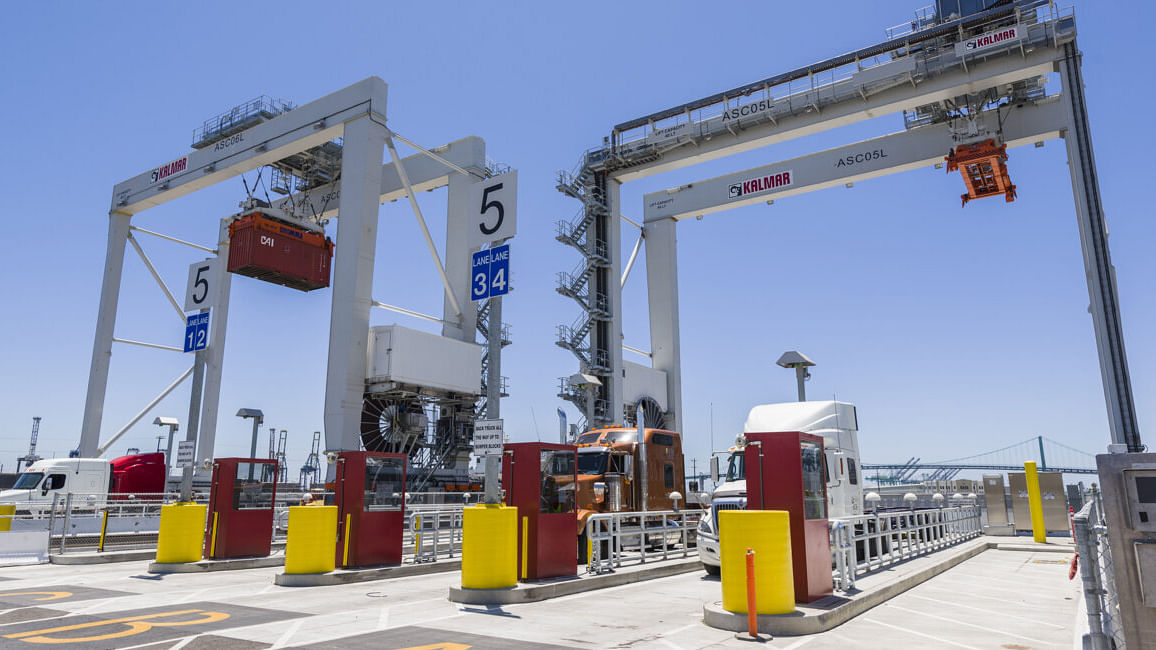 Automation Helps Ports Adapt to the Post-COVID-19 World
