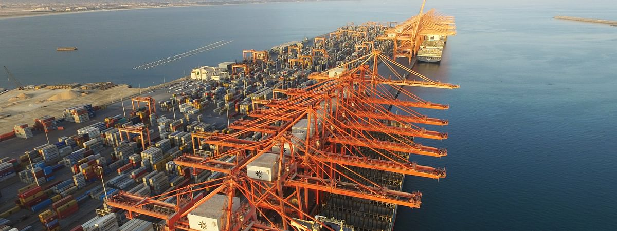 Port of Salalah Sees 13% Increase in Container Volumes for H1 2020
