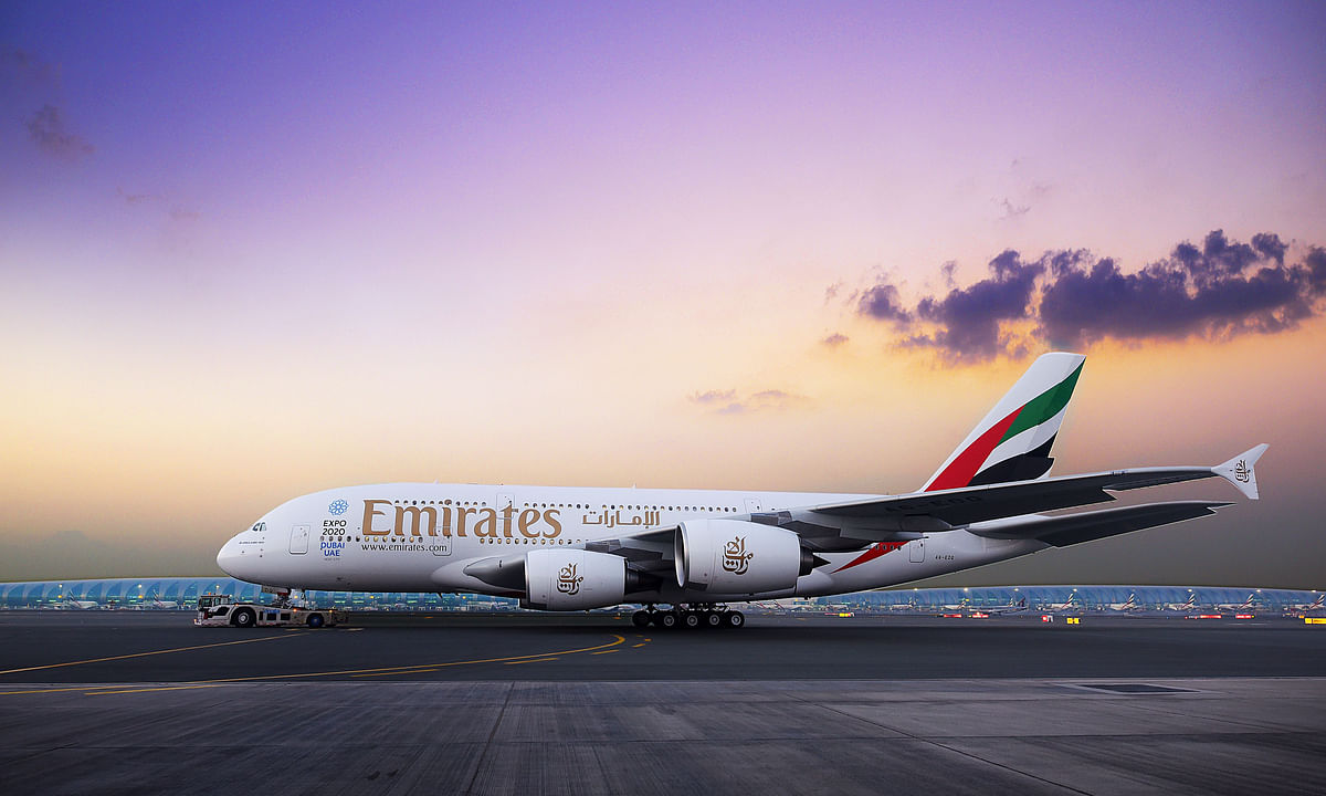 Emirates to Deploy its Flagship A380 to Guangzhou