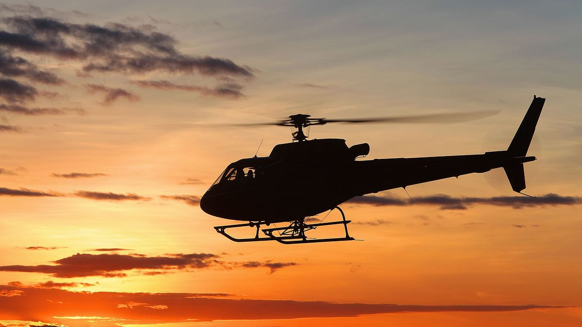 Saudi Arabia's The Helicopter Company to Buy 10 Airbus Helicopters