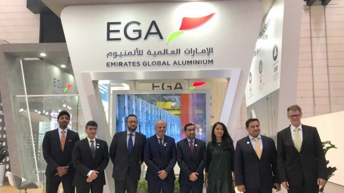 EGA Named Global Aluminium Supplier of the Year for Second Time