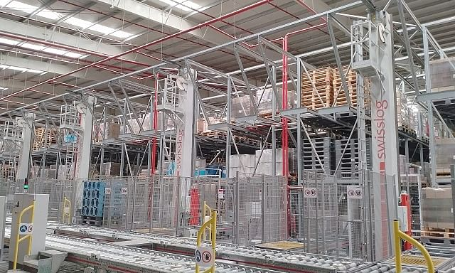 Swisslog Implements Automated Warehouse System for Mai Dubai