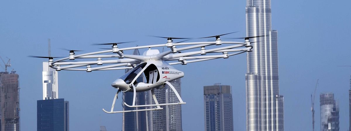RTA, DANS Sign MoU in Support of Autonomous Air Vehicle Project