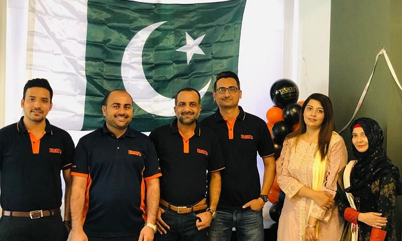 Trukkin Launches Operations in Pakistan