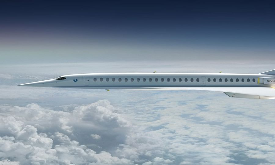 Boom and Rolls Royce Partner to Create World's Fastest Civil Aircraft