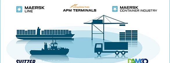 Maersk Enhances, Simplifies Customers' End-to-End Delivery Experience