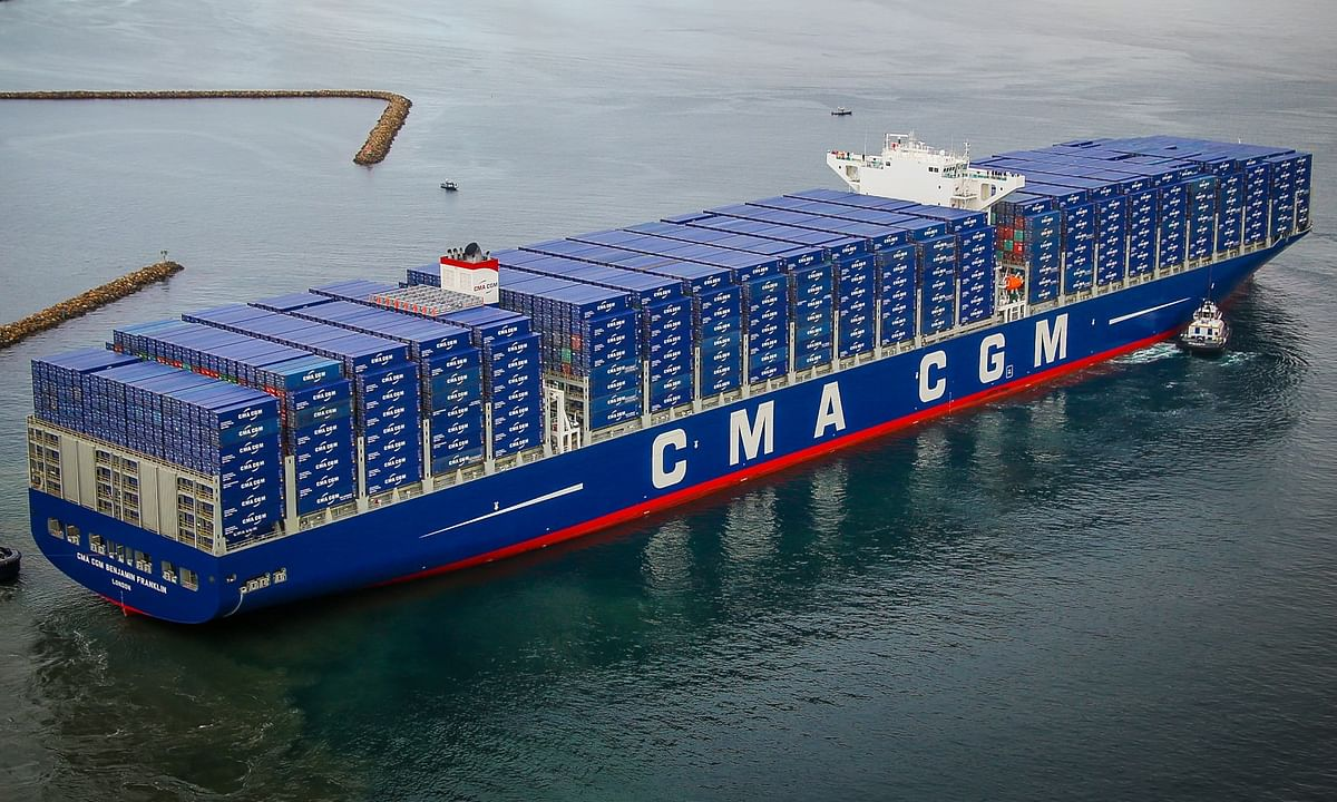 CMA CGM Improves 2nd Quarter Earnings Despite Lower Volumes