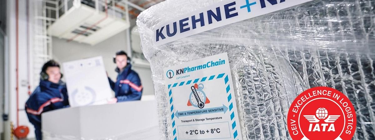 Kuehne+Nagel Invests Further in Global Vaccine Distribution Network