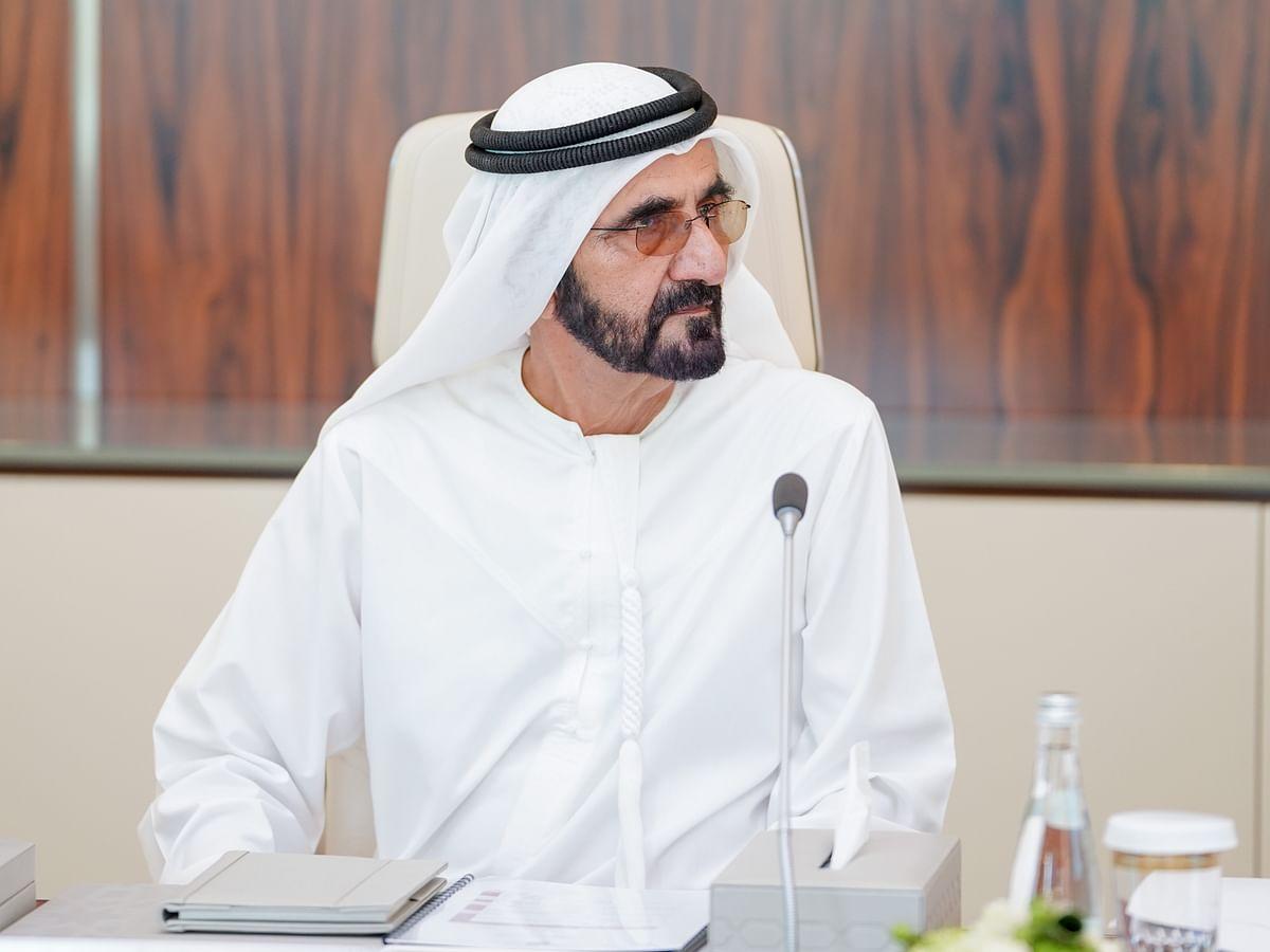 Mohammed bin Rashid Launches Emirates Lunar Mission